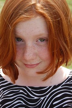 Freckles, Gingers, Red heads, Children Photography