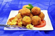 Crochete din cartofi si cascaval Cauliflower, Vegetables, Ethnic Recipes, Food, Romania, Cauliflowers, Essen, Vegetable Recipes, Meals