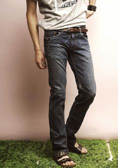 mens jeans with birkenstock - Google Search