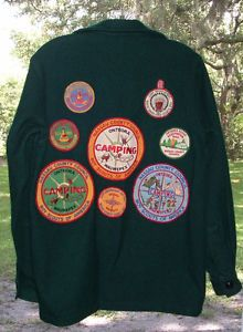Vtg New York Boy Scout Uniform Jacket Patches Nassau Onteora Camp Wauwepex Boy Scout Uniform, Forgotten Treasures, Nassau County, Green Wool, Crown Jewels, Boy Scouts, Vintage Antiques, Christmas Sweaters, Graphic Sweatshirt
