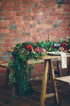 Urban Bohemian Wedding Inspiration – Style Me Pretty