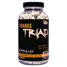 Controlled Labs Orange Triad Multivitamin Joint Digestion And Immune Bottle *** You can find more details by visiting the image link. (This is an affiliate link) Vitamin A, Multi Vitamin, Best Muscle Building Supplements, Best Supplements, Pre Workout Nutrition, Muscle Nutrition, Multivitamin Mineral, Lose Fat Fast, Prenatal Vitamins