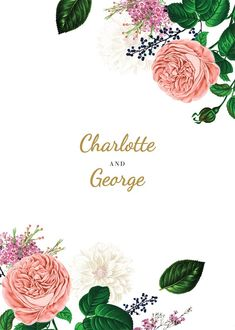 wedding invitations romantic Our Romantic Blush Roses Elegant Wedding Invitations feature a beautiful floral bouquet of roses and berries. Shades of dusty rose, pink, cream and navy are contrasted with an elegant gold script font. Botanical Wedding Invitations, Floral Invitation, Elegant Wedding Invitations, Floral Font, Wedding Ceremony Script, Diy Wedding Video, Creative Wedding Ideas, Blush Roses, Blush Pink