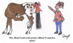 Funny Horse Cartoons   Ultimate Horse Site. Horse Information, Articles, and Horse Games.