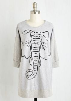 Up to the Tusk Top, @ModCloth