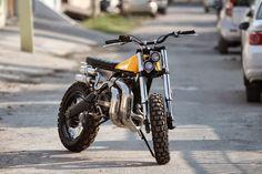 Moto Exotica - Yamaha RD350