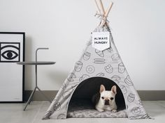 Pipolli Food Dog Teepee