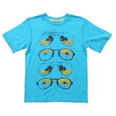 Boys Sunglasses Tee-Aqua on mysale.com