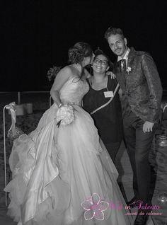 My lovely bride&groom on the Beach