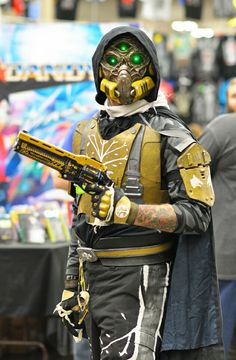 Awesome Destiny Cosplay!