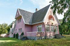 Villa Tångvallen, Falsterbo, Sweden