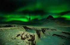 Aurora Over Iceland
