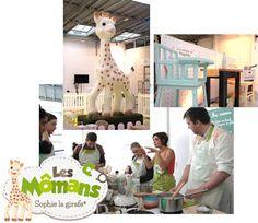 Merci Les Mômans Sophie la girafe - http://www.cubesetpetitspois.fr/merci-momans-sophie-la-girafe/ #Sophielagirafe #lesmomansSLG