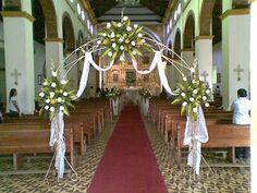 Decoracion De Iglesia Gateway | la corte da elegancia iglesia de rio de oro