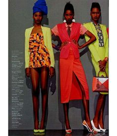 Accessories from A.N.G.E.L.O. on GLAMOUR magazine 01.06.2014 P.128