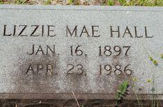 Lizzie Hall