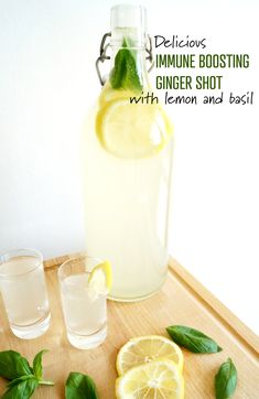 DELICIOUS IMMUNE BOOSTING GINGER SHOT #gingershot #recipe Ways To Stay Healthy, How To Stay Healthy, Healthy Drinks, Healthy Snacks, Healthy Habits, Ginger Shot, Health Tonic, Ginger Benefits, Healthy Style
