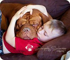 Love dogs & kids