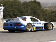Mazda RX-7 FC IMSA GTO