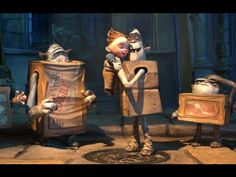 The Boxtrolls - Official Teaser Trailer (HD) Animation