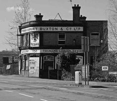 The old Victoria pub on the Woolwich Road, Charlton, South East London
