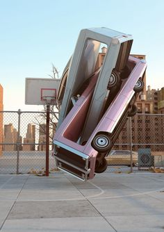 Auto Aerobics / Chris LaBrooy | AA13 – blog – Inspiration – Design – Architecture – Photographie – Art
