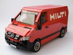 Lego Mercedes Sprinter Lego Mercedes Sprinter The post Lego Mercedes Sprinter appeared first on Lynne Seawell& World. Lego Van, Lego Fire, Lego Truck, Lego Army, Lego City Sets, Lego Speed Champions, Amazing Lego Creations, Lego Trains, Lego Mecha