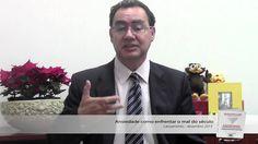 Augusto Cury fala sobre Ansiedade como enfrentar o mal do século