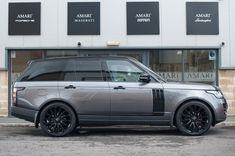 2015 (65) LAND ROVER RANGE ROVER DIESEL ESTATE 3.0 TDV6 Vogue Auto