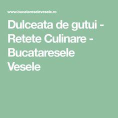 Dulceata de gutui - Retete Culinare - Bucataresele Vesele