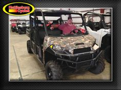 Thanks to Brad Manor from Yazoo City MS for getting a 2017 Polaris Ranger XP 900 Crew at Hattiesburg Cycles #polaris