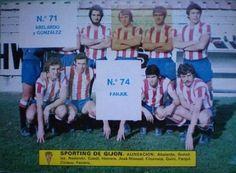 """Cromos Este 1976-77. """"Escudos y equipos"""". Liga Española. 16"""