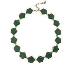 Multi-Green-Necklace
