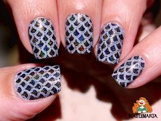 BM-502 Nail Stamping, Nails, Beauty, Finger Nails, Ongles, Beauty Illustration, Nail, Nail Manicure