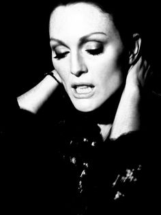 Julianne Moore by Miguel Riveriego