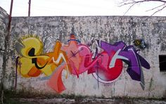 Graffiti Smash 137
