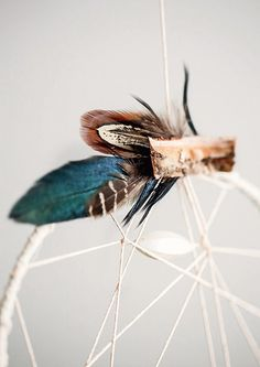 Handmade dream catcher - unisieppari by gretchen gretchen