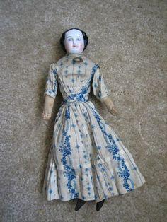 1860's China Head Doll | eBay