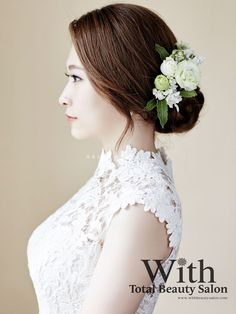 PRE WEDDING - Make-up & Hair Salon - HelloMuse.com | Korea Pre Wedding Promotion