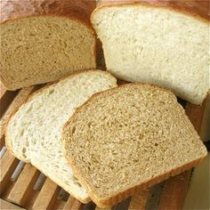 Yet another sandwich bread recipe. I am very interested in the how easily this comes together with very little kneading or rising time.