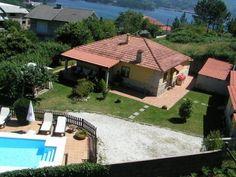 Alquiler de Casa de campo en Santa Cristina De Cobres (Vilaboa), Galicia, con piscina privada y playa/lago pr��ximos – Niumba