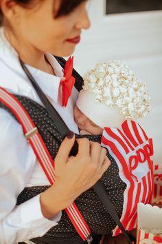 baby popcorn - baby