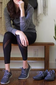 Have you tried the latest stylish sneakers from New Zealand? The Allbirds merino wool shoes are incredibly comfortable, lightweight, and sustainable. And they'll look cute with just about any active outfit. These casual kicks for men and women are just as cool as they are comfy.