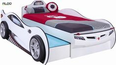 """Check out our website for even more info on """"bunk beds for kids diy"""". It is a great location to read more. Cars Bedroom Set, Toddler Bedroom Furniture Sets, Disney Cars Bedroom, Bedroom Furniture Uk, Car Furniture, Contemporary Bedroom Furniture, Fancy Bedroom, Kids Car Bed, Kids Bunk Beds"""