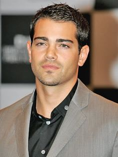 "just saw a commercial for Dallas and saw Jesse Metcalfe and thought to myself ""he looks like he would be a good Christian Grey"" (Fifty Shades of Grey)"