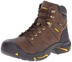 adc1ab15870e0 New Keen Utility - Men s Mt Vernon 6 (Steel Toe) Waterproof Work Boot.
