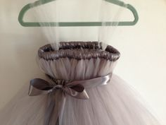 Additional length to any size tutu dress by HadandHarps on Etsy