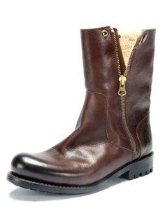 these sheepskin boots • blackstone