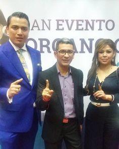 Hace ya una semana en el lanzamiento de OG en Bogota con el maestro Iván Tapia Diamante Negro de OG.