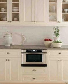 Under Cabinet Microwave with Vent | Microwave Cabinet | Pinterest ...